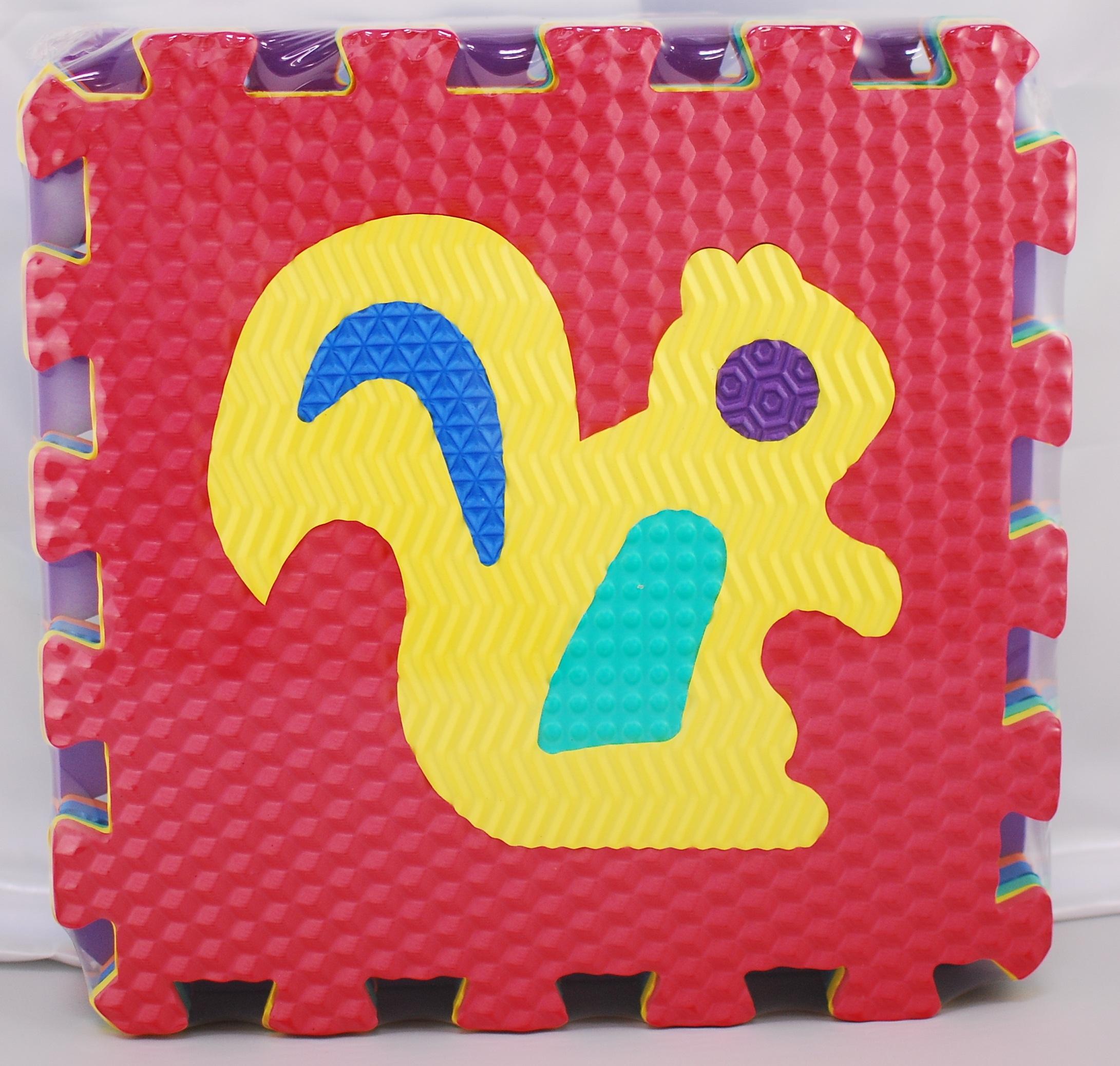 Puzzle din burete 1x1m - diverse modele - jucarie distractiva HMD-1743